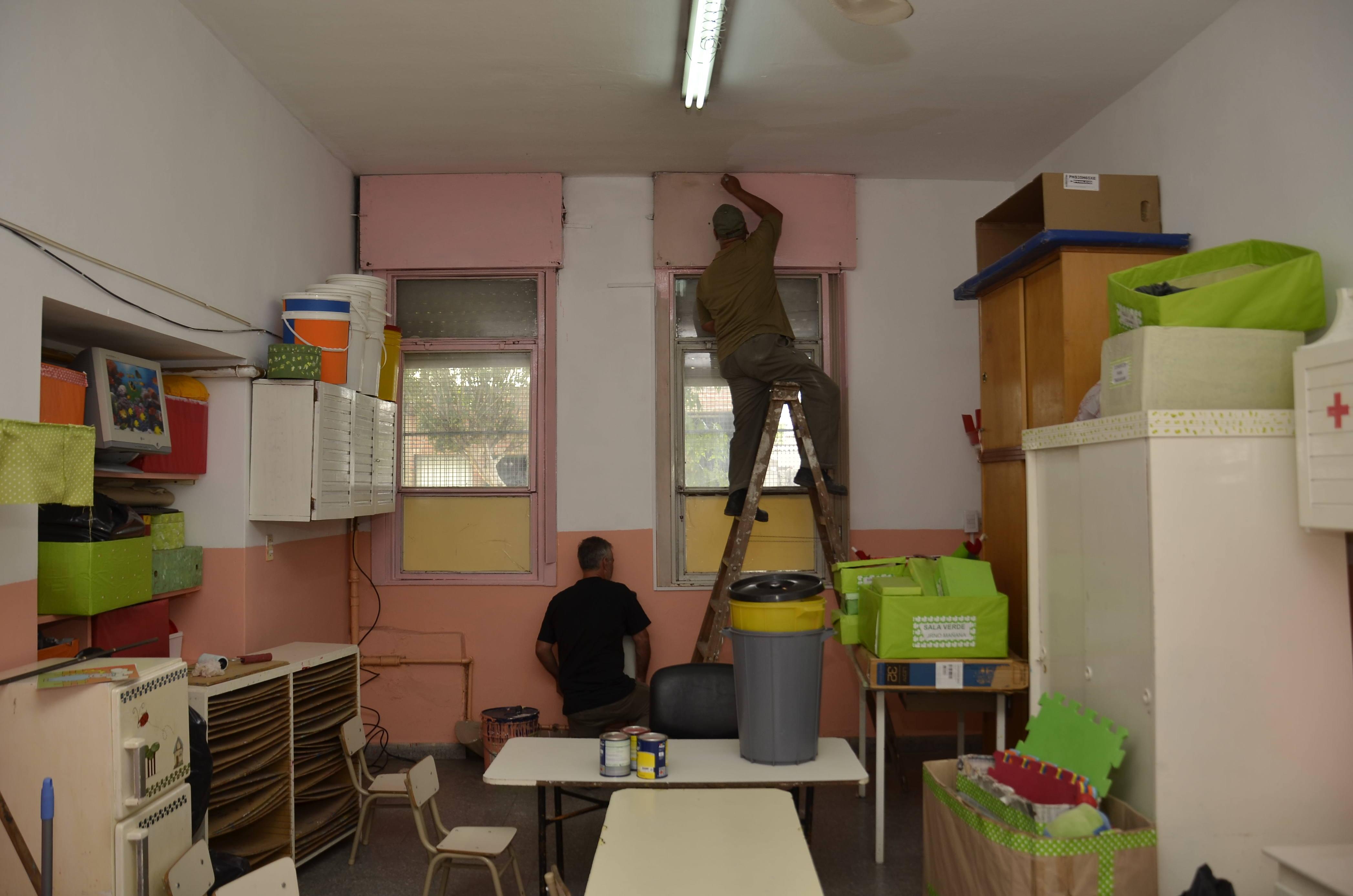 Mor n nuevas obras en jardines de infantes y maternales for Inscripcion jardin maternal 2016 gobierno de la ciudad