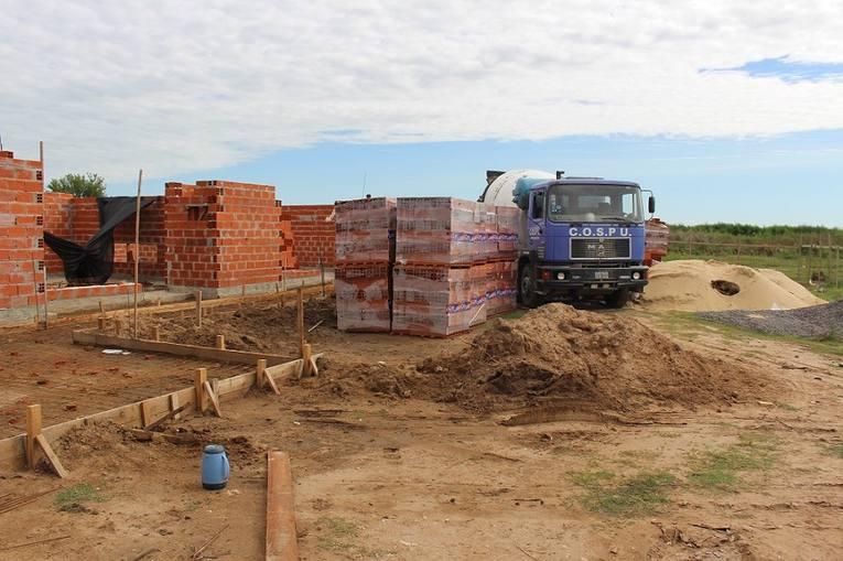 Bragado avanza construcci n de jard n maternal barrio la for Inscripcion jardin maternal 2016 gobierno de la ciudad