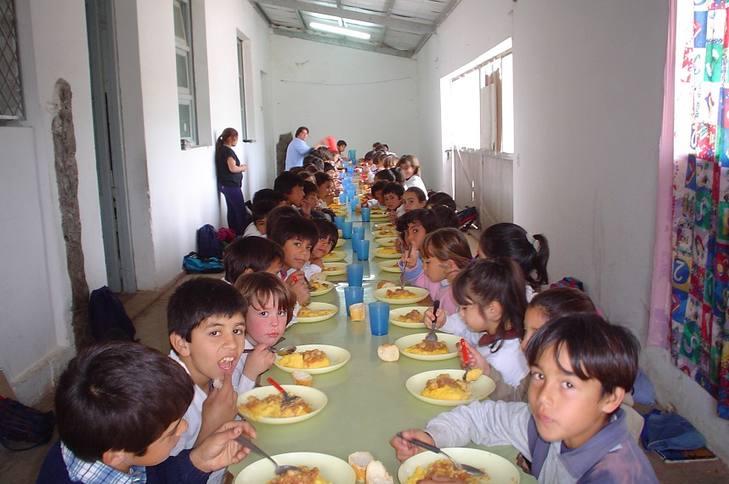 Los aumentos de precios afectaron los comedores escolares for Comedor de escuela